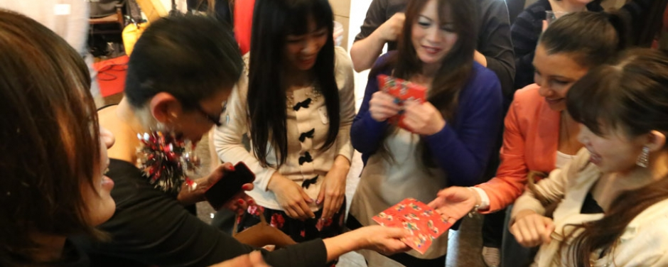 IPE Academy Nagoya Christmas Party 2014