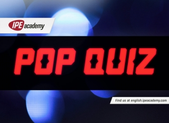 IPE Academy Pop Quiz!