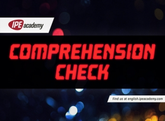 IPE Academy Comprehension Check